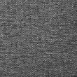Dark gray natural linen fabric texture for the background. — Stock Photo #47282889