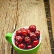 Постер, плакат: Sweet cherry in a bowl
