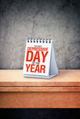 The most depressive day of the year — Stock Photo
