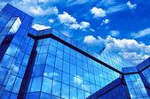 Corporate business office building — Fotografia Stock