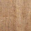 Light natural burlap texture — Stock Photo