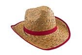 Cowboy straw hat — Stock Photo