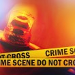 Crime Scene Do Not Cross — Stock Photo #51641361