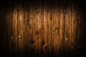Brown wood planks as background — Stock Photo