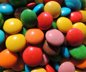 Multi-colored candy — Stock Photo