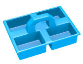 3d Render of a Cleaning Caddy — Stockfoto