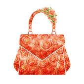 Fashion women bag — Stock Photo
