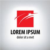Logo template. — Stock Vector