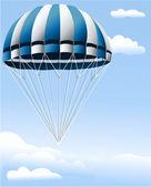 Parachute — Stock Vector