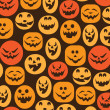 Royalty-Free Stock Vector Image: Halloween Backdrop