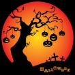 Halloween Background — Stock Vector #12585540
