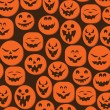 Fondo Halloween — Vector de stock  #27713645