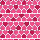 Abstract Hearts Background Vector — Vecteur