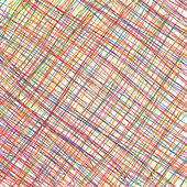 Abstract Funky Stripes Background — Stok Vektör