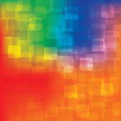 Abstract Multicolored Background — Vettoriale Stock