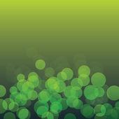 Abstract Background Green Vector — Stock Vector