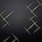 Metallischen hintergrund — Stockvektor