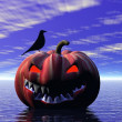 Halloween background - Lizenzfreies Foto