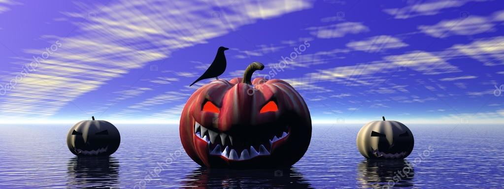 Halloween background — Stock Photo #12881292