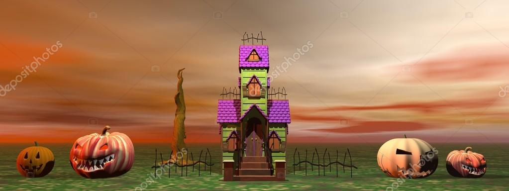 Halloween background — Stock Photo #12881315