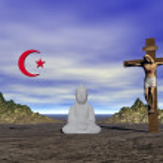 Religious symbols — Stock Photo #13206549