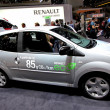 Renault eco2 - Stockfoto