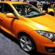 Renault Megane - Stockfoto