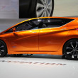 Nissan Invitation orange - Stock Photo