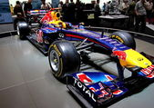Redbull Renault Formula 1 — Stockfoto