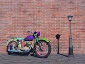 мотоцикл — Стоковое фото