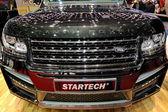 ランドローバー startech — ストック写真