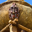 Stock Photo: Antique indigenous idol