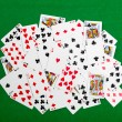 Gambling cards — Stock Photo #14872893