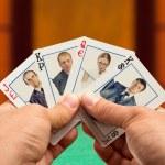 Business poker — Stock Photo #14872931