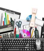 Material de oficina — Foto de Stock