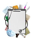 медицинские расходные материалы — Стоковое фото