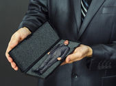 Business present — Stock Photo