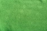 Vert molleton synthétique doux — Photo