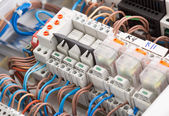 Electrical supplies — Foto de Stock