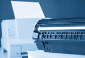 Printer toner cartridge — Stock Photo