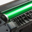 Stock Photo: Printer toner cartridge