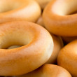 Many tasty bagels — Stock Photo #24121685