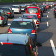 Stock Photo: Traffic jam