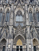 The cathedral of Cologne — Stok fotoğraf