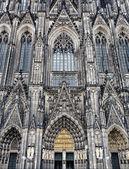 Köln katedrali — Stok fotoğraf