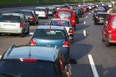 Atasco de tráfico — Foto de Stock