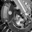 Stock Photo: Disc brake