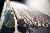 Set of ropes — Stock Photo
