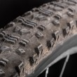 Muddy tire — Stock Photo