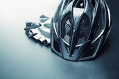 Bicycle accessories — Stock Photo
